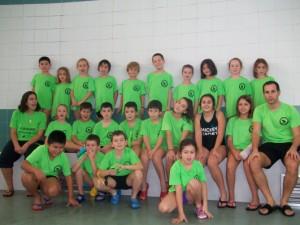 CN Pelícanos Nadar es Vida