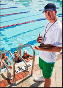 monitor clases natación