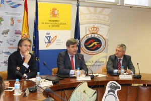 Firma acuerdo CSD FEMP RFEN